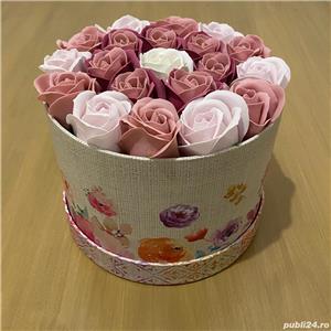 Aranjamente flori de sapun - imagine 2