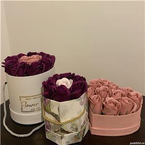 Aranjamente flori de sapun - imagine 4