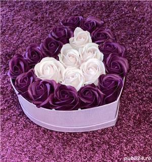 Aranjamente flori de sapun - imagine 3