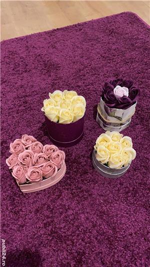 Aranjamente flori de sapun - imagine 8
