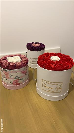 Aranjamente flori de sapun - imagine 6
