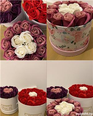 Aranjamente flori de sapun - imagine 13