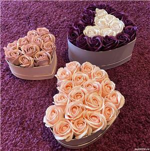 Aranjamente flori de sapun - imagine 14