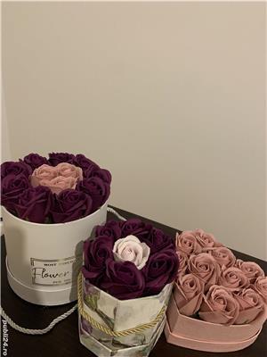Aranjamente flori de sapun - imagine 15