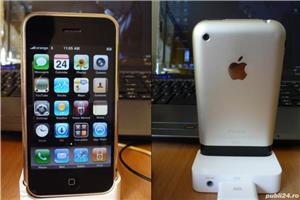Apple iPhone 2G Prima Generatie 16GB A1203 Anul 2007 -1St Gen- Colectie - imagine 2