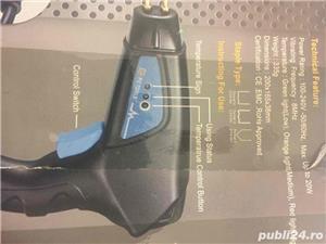 Pistol lipit plastic cu cleme agrafe - imagine 5