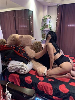 Doua fete Diham, masaj senzual - imagine 2