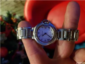 Ceas Cartier Dama - imagine 3