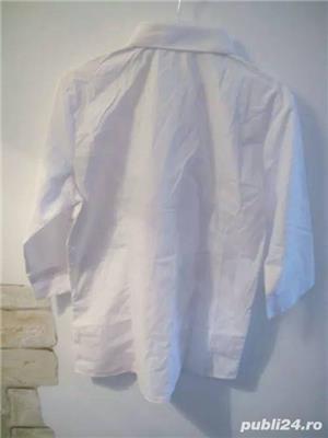 Camasa fete, alba,George,13-14 ani,si mai devreme,noua fara eticheta - imagine 2