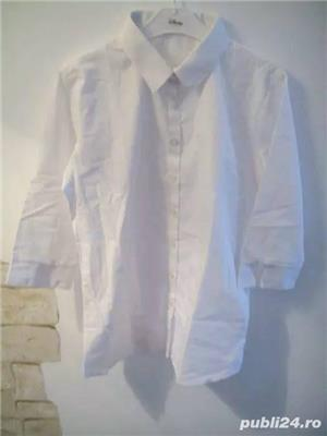 Camasa fete, alba,George,13-14 ani,si mai devreme,noua fara eticheta - imagine 1