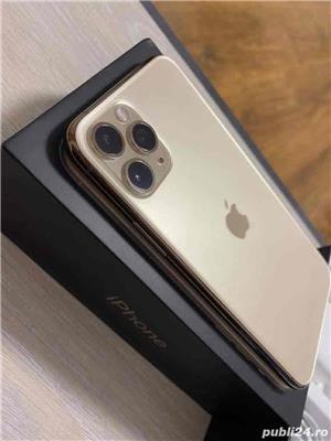 Iphone 11 pro gold - imagine 1