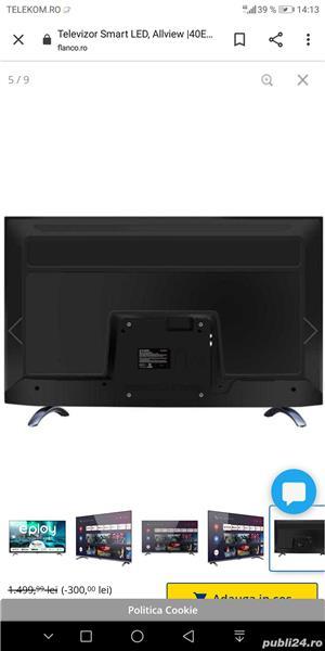 Vand plasma smart tv allview  - imagine 2