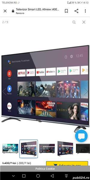 Vand plasma smart tv allview  - imagine 4