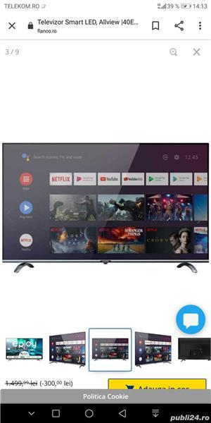 Vand plasma smart tv allview  - imagine 1