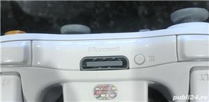 Controller/Maneta/Joy-stick Black-White Original Microsoft Xbox360   - imagine 4
