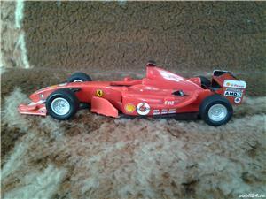 F2005 Ferrari 12 cm jucarie copii cu autopropulsie - imagine 4
