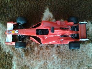 F2005 Ferrari 12 cm jucarie copii cu autopropulsie - imagine 3