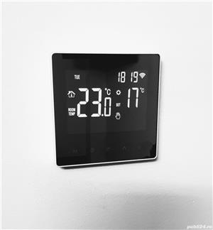 Termostat WIFI compatibil Alexa, Google home, pentru IPAT si IPEL - imagine 5