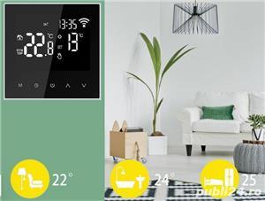 Termostat WIFI compatibil Alexa, Google home, pentru IPAT si IPEL - imagine 4