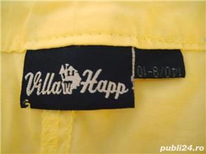 Pantaloni Villa Happ,9/10 ani si mai devreme,ca noi - imagine 5