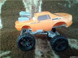 Disney Pixar Cars 1 Snot Rod 10 cm jucarie copii - imagine 1