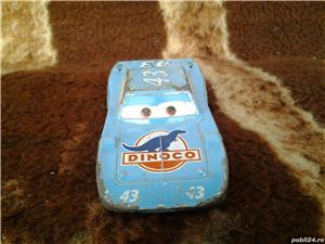 Disney Pixar Cars Dinoco 10 cm jucarie copii - imagine 2