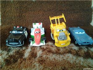 Disney Pixar Cars masinute 6-7 cm jucarie copii (varianta 8) - imagine 1