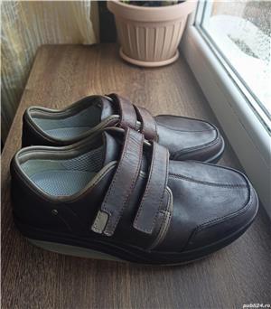 Pantofi MBT piele, 40 - imagine 1