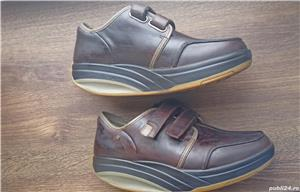 Pantofi MBT piele, 40 - imagine 4