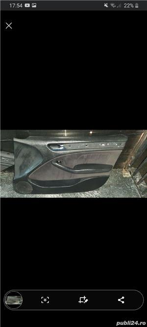 Vand interior rabatabil bmw e46 sedan - imagine 1