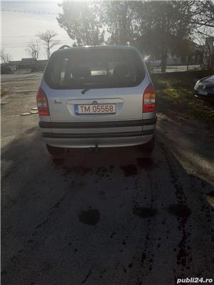 Opel Zafira A - imagine 6
