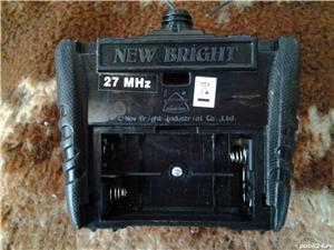13. Telecomanda 27MHz Radio - Statie diverse vehicule jucarii copii - imagine 6