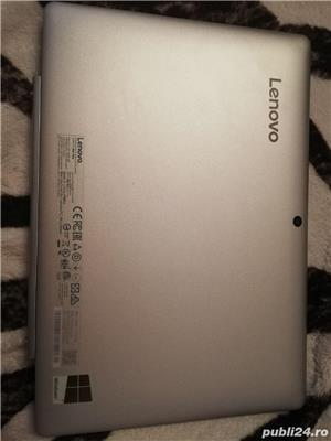 Laptop 2 in 1 Lenovo MIIX 310-10ICR cu procesor Intel  Atom  x5-Z8350 - imagine 7