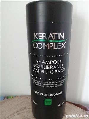 Keratin Complex Sampon Profesional.  - imagine 3