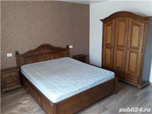 Usi interior lemn masiv - scari interioare lemn masiv - mobilier - imagine 2