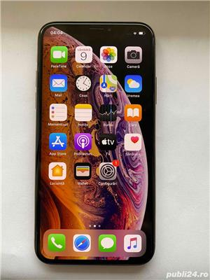 iPhone XS Gold 256gb - imagine 7