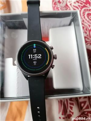 Smartwatch Fossil Q sport touchscreen nou - imagine 7