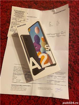 Samsung A21S Black Sigilat Garanție  - imagine 4