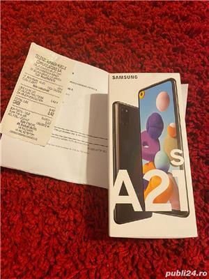 Samsung A21S Black Sigilat Garanție  - imagine 1