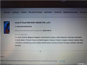 Huawei Nova 5T Negru Dual SIM 6/128 GB - imagine 4
