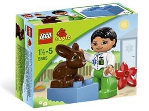 LEGO DUPLO Cabinetul Veterinar - imagine 1