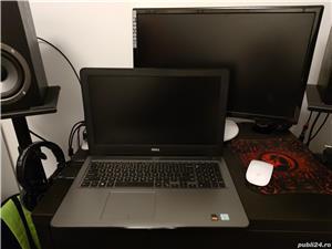 Laptop Dell inspiron 5567, procesor Intel core i7 7500 U, 256 SSD, 8GB - imagine 4