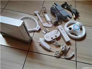 Wii: Consola Wii & cele mai cunoscute jocuri: Mario, Wii Sports, Play, Just Dance, Game Party, etc. - imagine 1