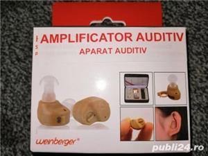 Aparat amplificator audifiv ureche foarte performant nemtesc garantie - imagine 2
