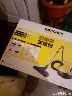 Vînd aspirator K'a'rcher. - imagine 1