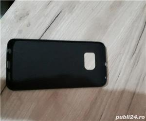 Vând S6 Edge Gold sau schimb cu un iphone  - imagine 1