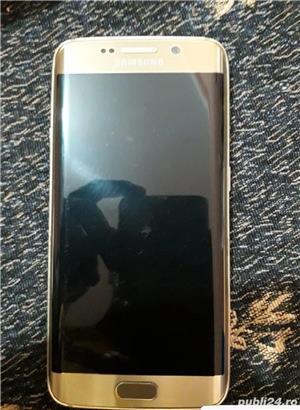 Vând S6 Edge Gold sau schimb cu un iphone  - imagine 4