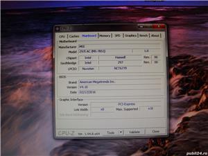 Placa de baza mini itx mitx GAMING MSI Z97i-AC Haswell 1150 - imagine 9