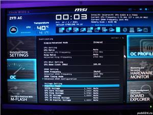 Placa de baza mini itx mitx GAMING MSI Z97i-AC Haswell 1150 - imagine 7