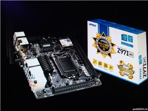Placa de baza mini itx mitx GAMING MSI Z97i-AC Haswell 1150 - imagine 1